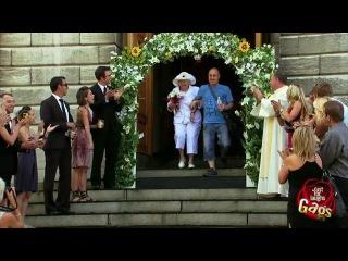 Смешной свадебный розыгрыш.
